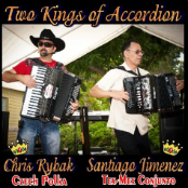 Chris Rybak & Santiago Jimenez - Two Kings of Accordion