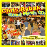 Chris Rybak - Grand March CD