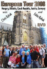Chris Rybak - European Tour 2008 DVD